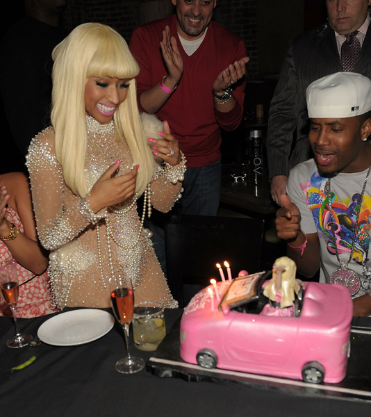 Nicki Minaj Barbie Cake Dre Black So Fresh