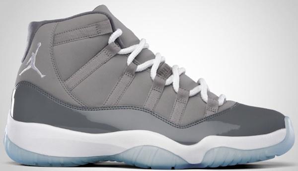 70c5296b32ed Nike-Air-Jordan-Retro-Cool-Grey-11-Sneakers