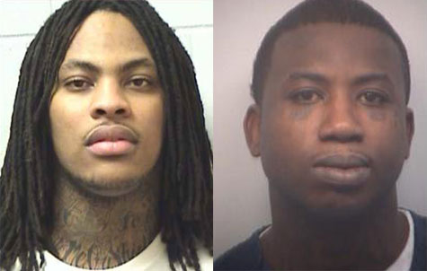 051fbab51d05c3 Waka Flocka Flame & Gucci Mane Back in Jail | Dre Black So Fresh