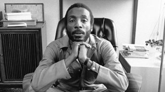 Dick Gregory 1967, Chicago, USA